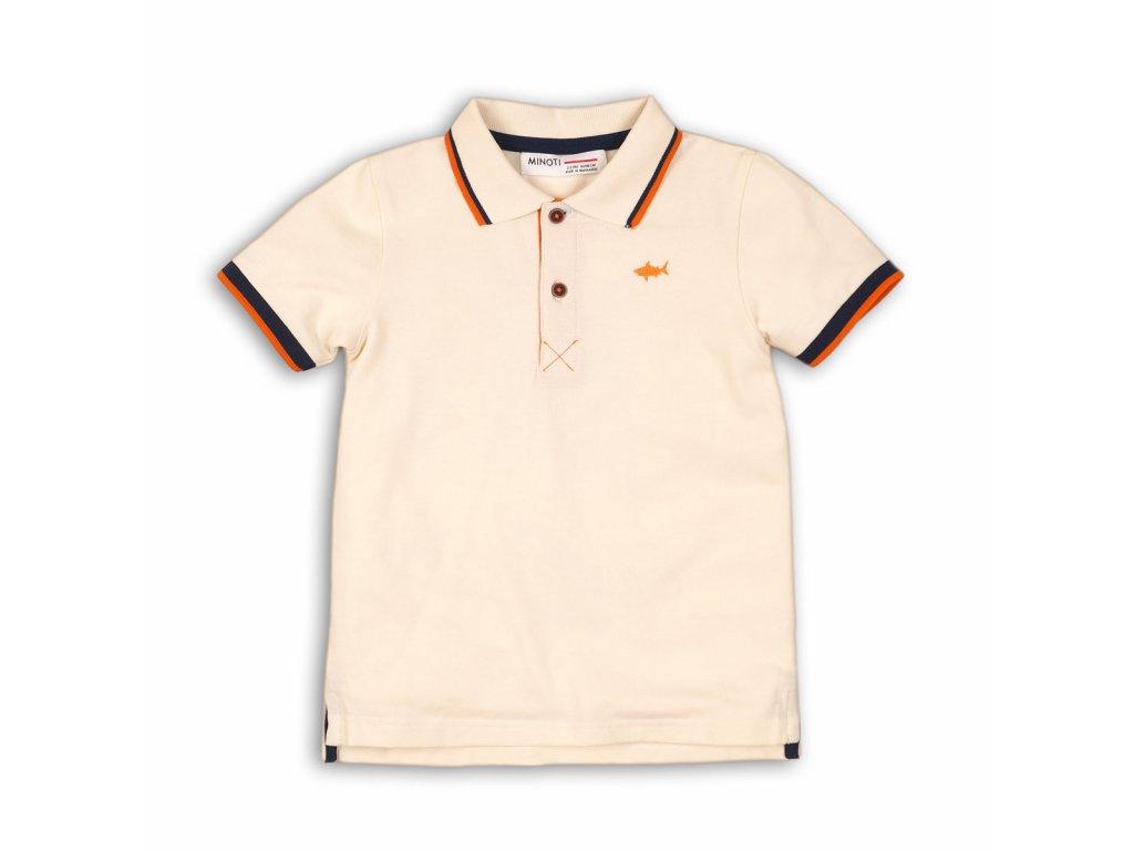 Košile chlapecká POLO Baby kluk