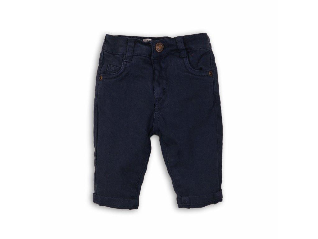 Kalhoty kojenecké Baby modrá