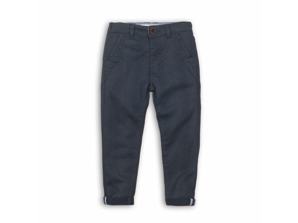 Kalhoty chlapecké Baby tmavě modrá