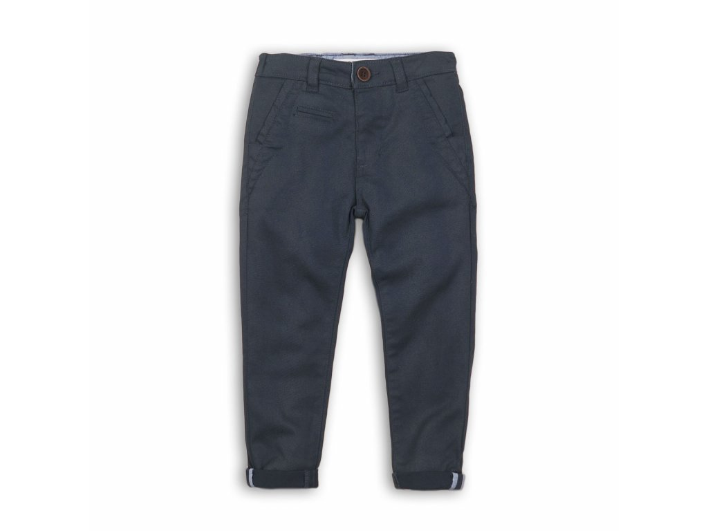 Kalhoty chlapecké Kids tmavě modrá