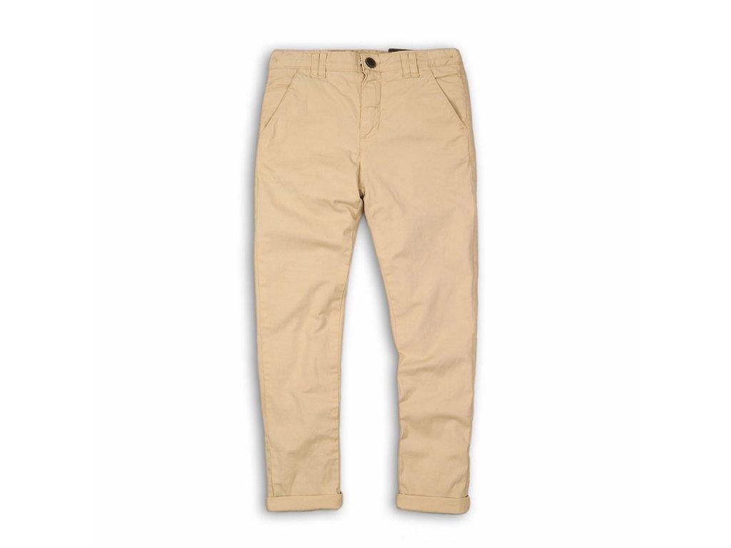 Kalhoty chlapecké chino Kids béžová