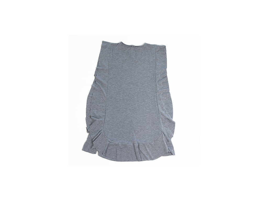 Šaty dívčí Kids šedá