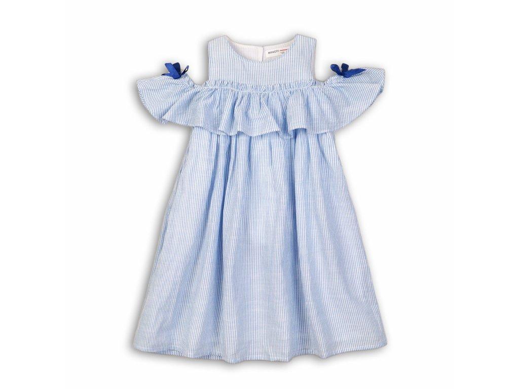 Šaty dívčí Kids modrá