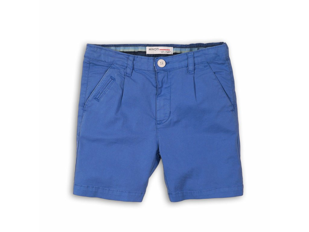Kraťasy chlapecké Junior modrá