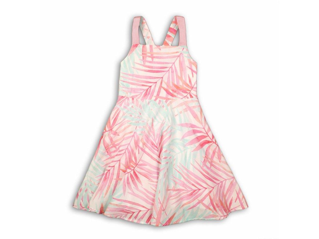 Šaty dívčí bavlněné Junior holka