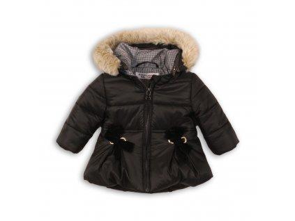 Kabát dívčí zimní Puffa Baby černá