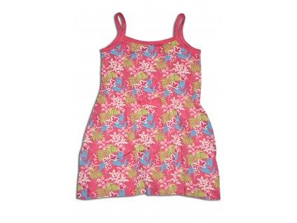 šaty dívčí letní Baby růžová