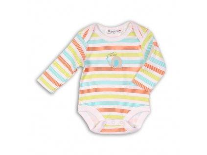 Body kojenecké 2pack Baby bílá