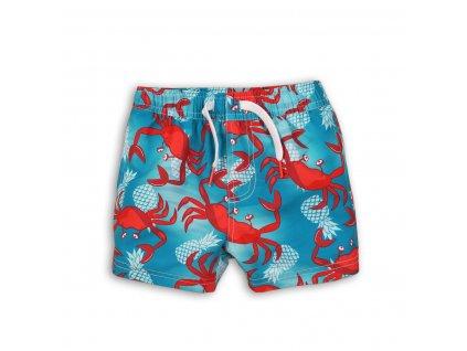 Plavky chlapecké krab Baby kluk