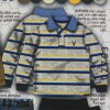 Tričko chlapecké POLO bavlněné s dlouhým rukávem Kids šedá