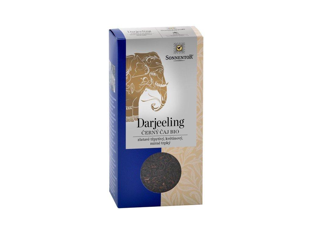 3611 caj bio cerny darjeeling syp 100 g