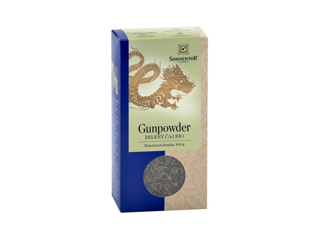 3500 caj bio zeleny gunpowder syp 100 g
