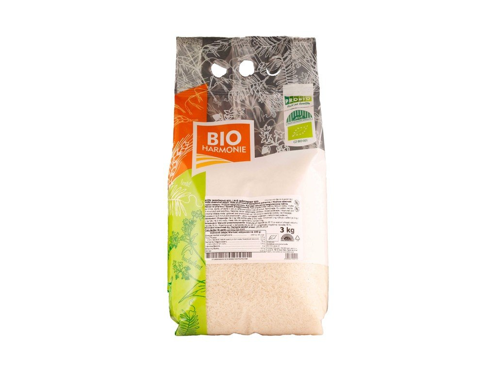 4739 g ryze jasminova bio 1 ks 3 kg