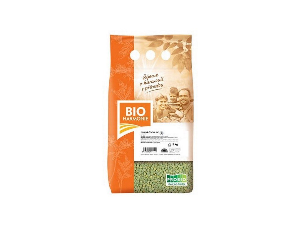 5186 gastro cocka zelena bio 1 ks 3 kg