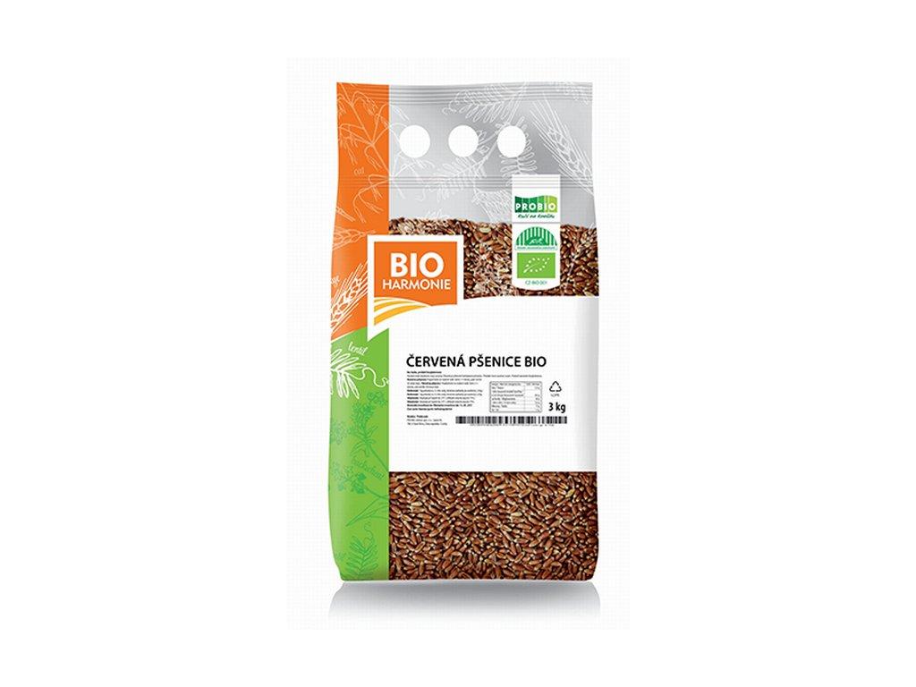 4580 gastro psenice cervena bio 1 ks 3 kg