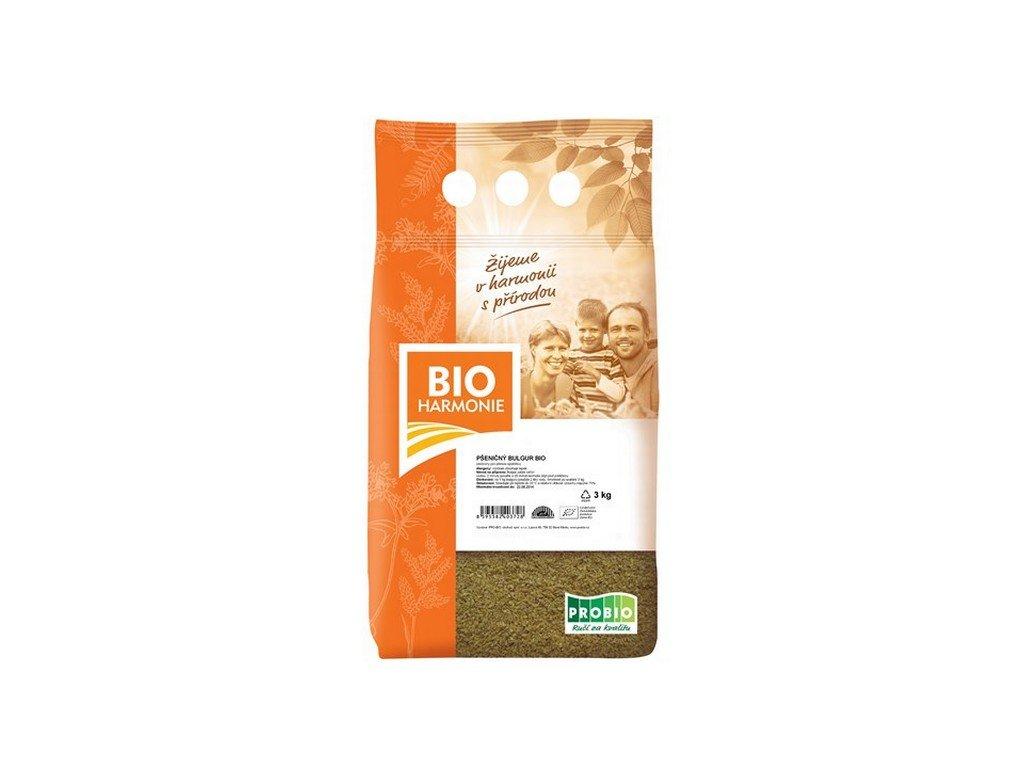 3254 gastro psenicny bulgur bio 1 ks 3 kg
