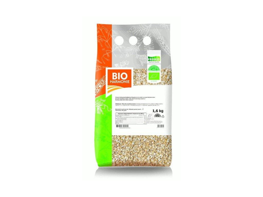 5765 gastro vlocky ovesne jemne bezlepkove 1 6 kg bio bioharmonie