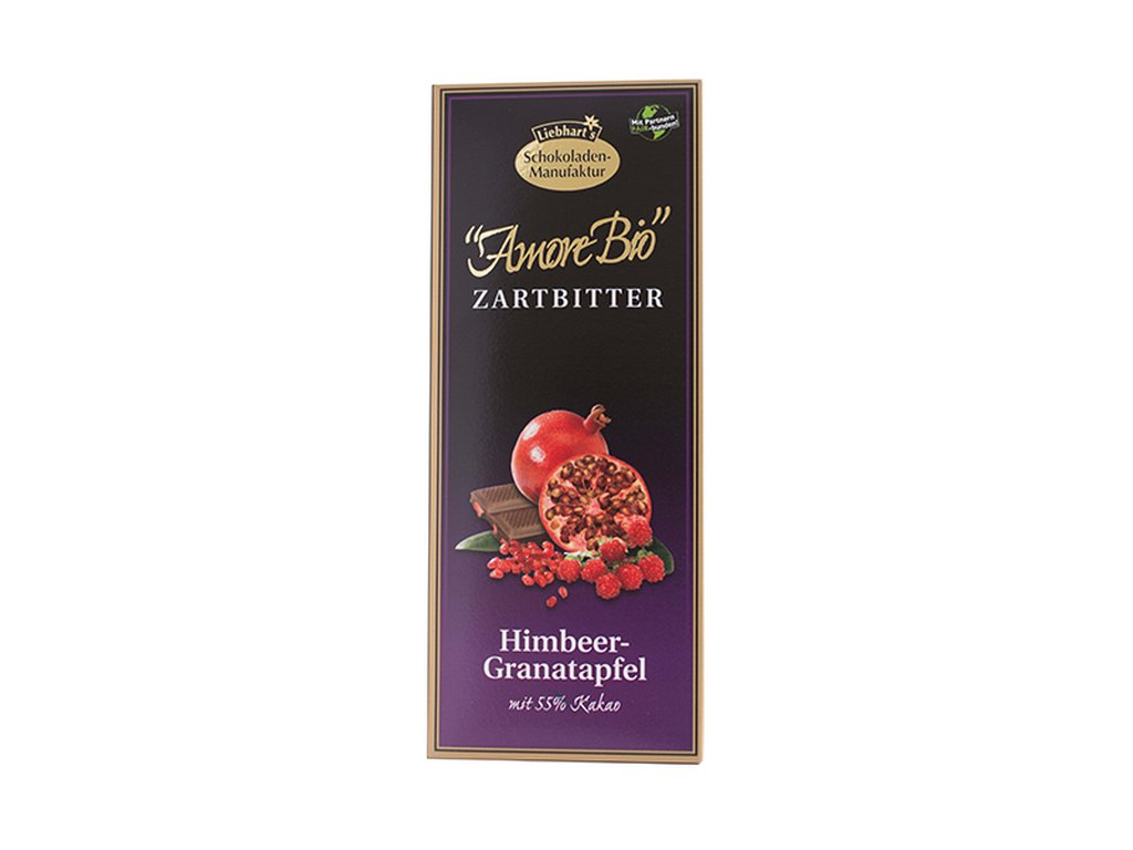 5942 horka cokolada s malinami a gran jablkem bio100 g