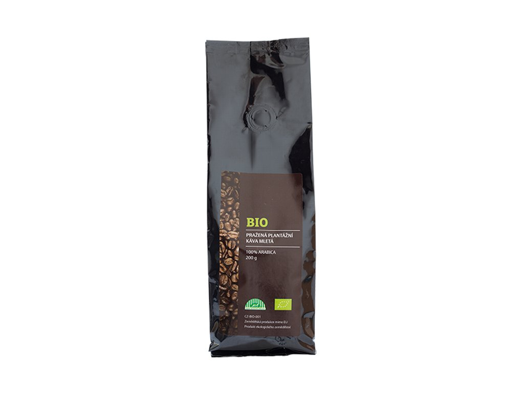 4169 kava mleta oxalis bio 100 arabica 200 g