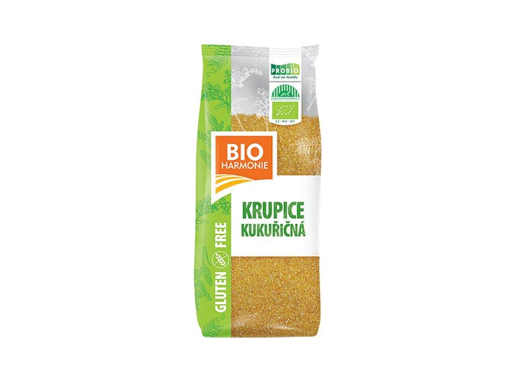4091 krupice kukuricna 450 g bio
