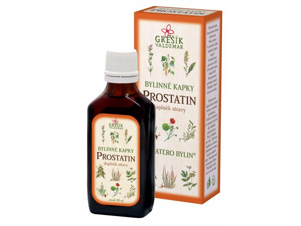 Grešík Prostatin kvapky 50 ml