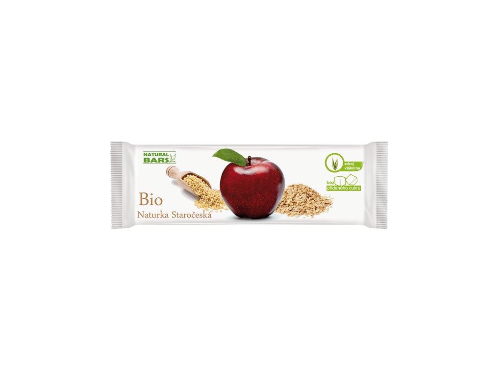 4553 naturka staroceska snack bio 30 g