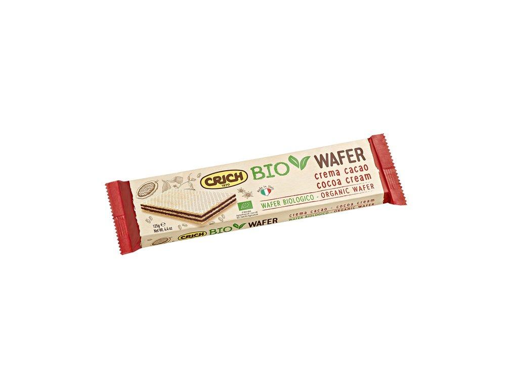 4586 oplatky kakaove bio 125 g