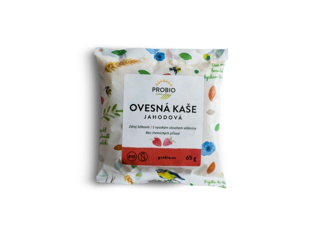 4076 ovesna kase jahodova probio 65 g