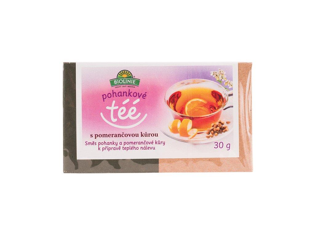 5372 pohankove tee s pomerancovou kurou bio 30 g
