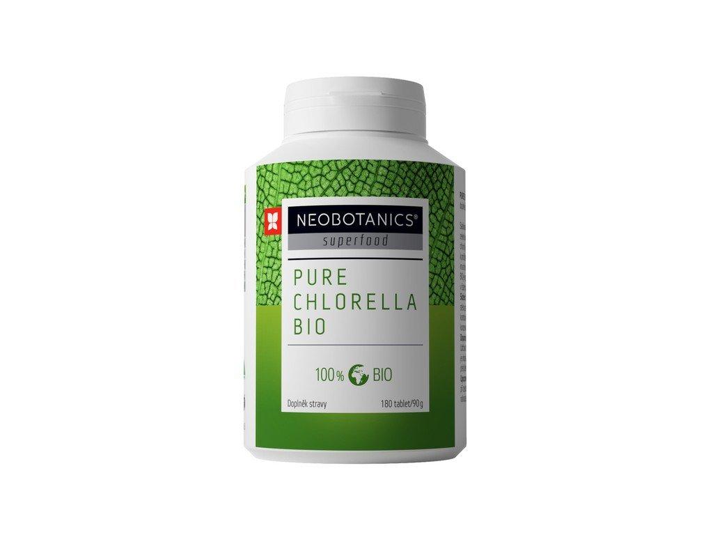 4805 pure chlorela bio 90 g