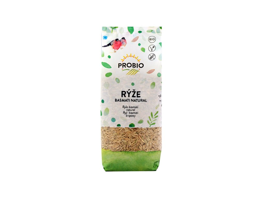 5009 ryze basmati natural bio probio 500 g