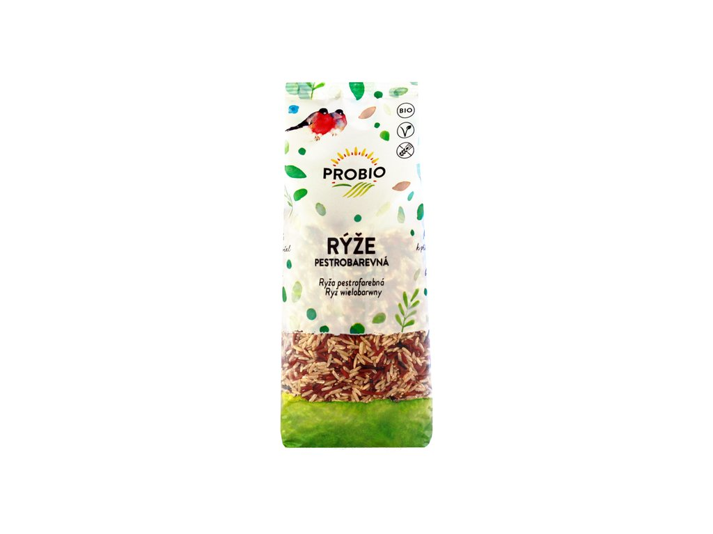 3977 ryze pestrobarevna bio probio 500 g