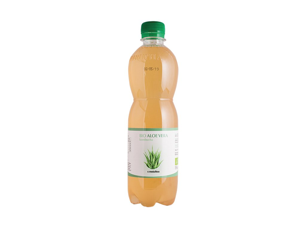 3806 bio kombucha aloe vera 500 ml