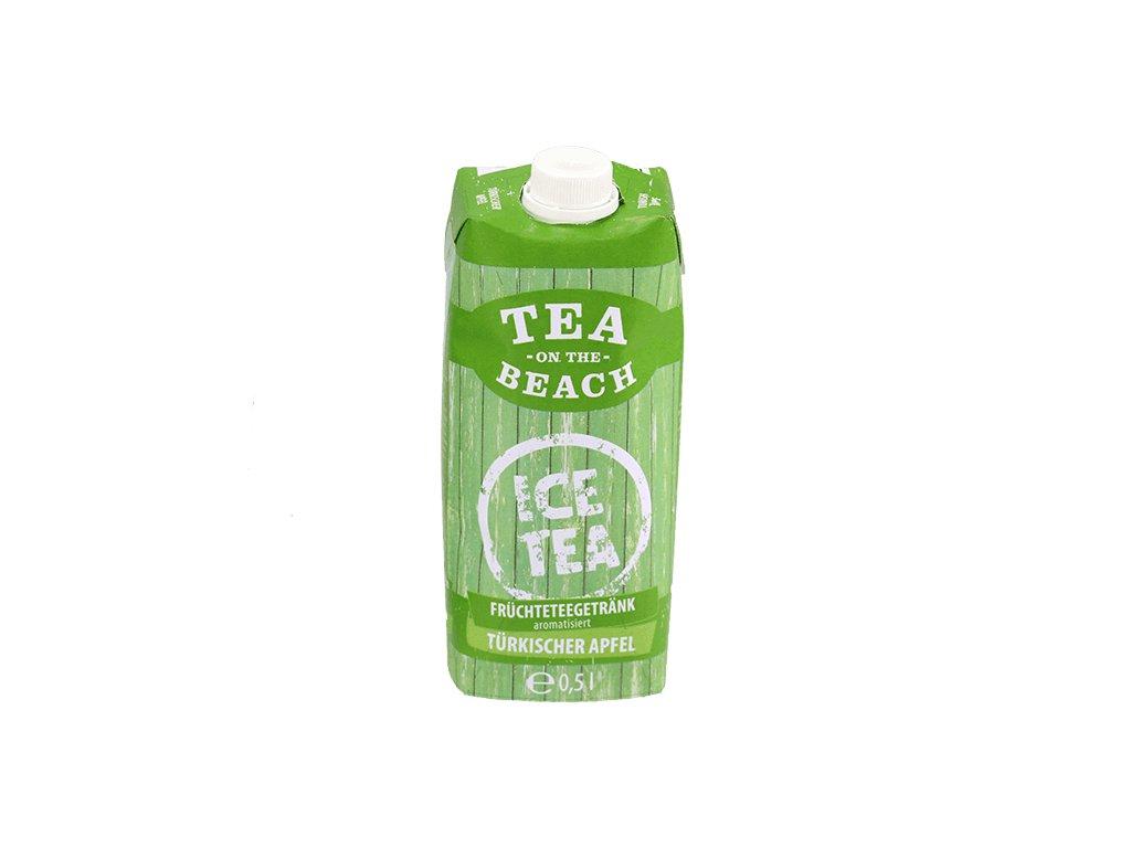 tea on the beach turecke jablko 0,5l