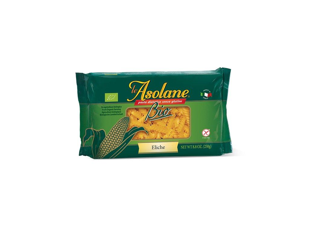 4601 testoviny kukuricne bezlepkove vrtule le asolane bio 250g