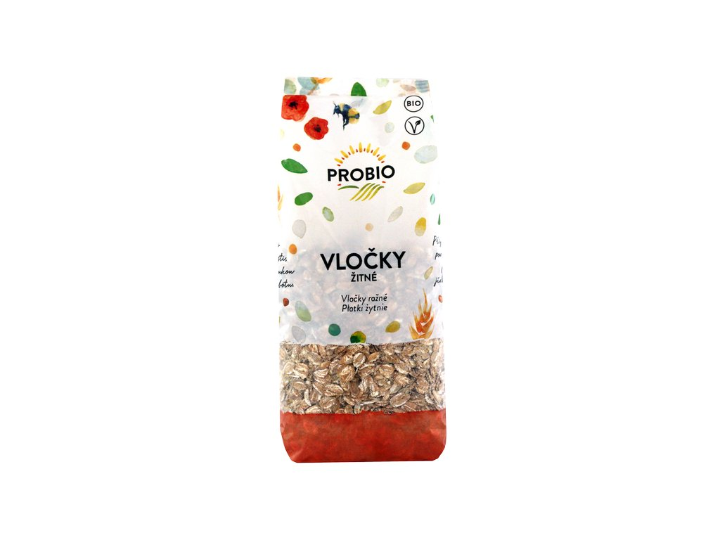 4385 vlocky zitne 250 g bio probio