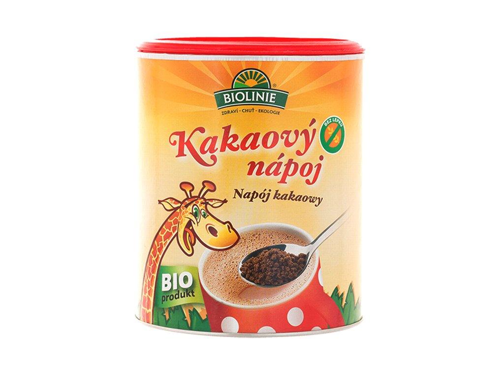 4064 biolinie kakaovy napoj 250 g