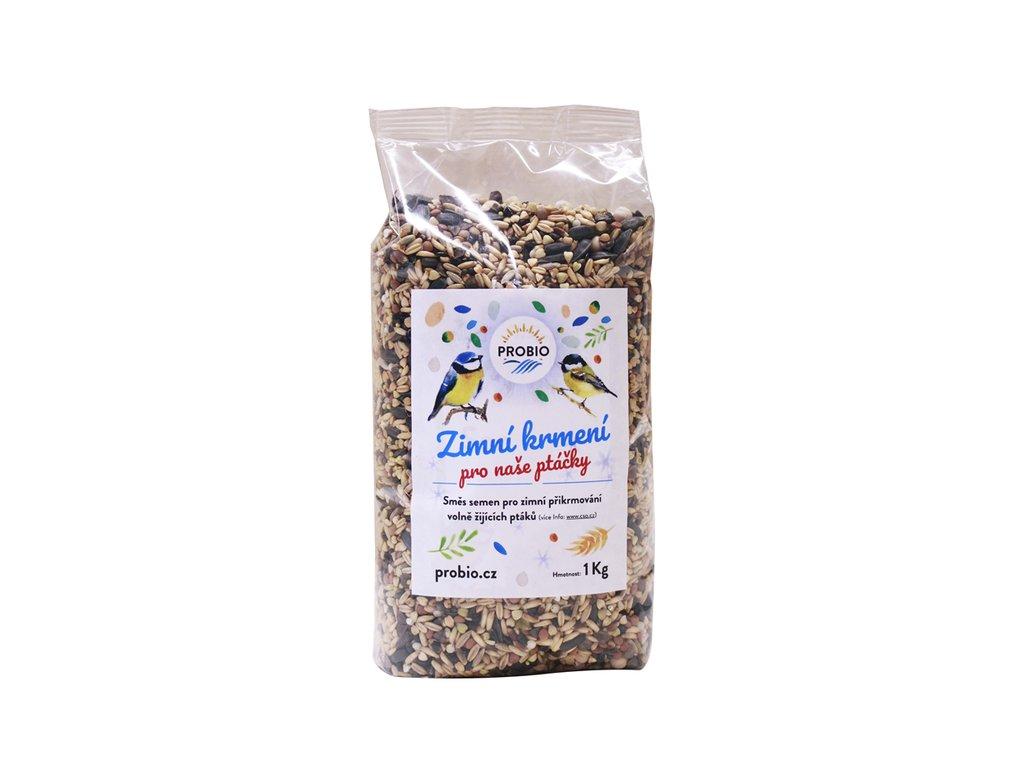 3596 zimni krmeni pro nase ptacky 1 kg probio