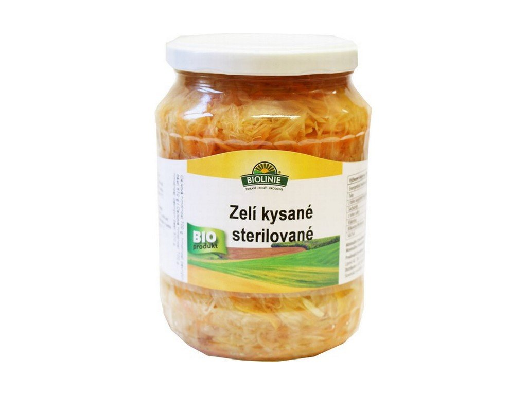3344 biolinie kysane zeli bio 750 g