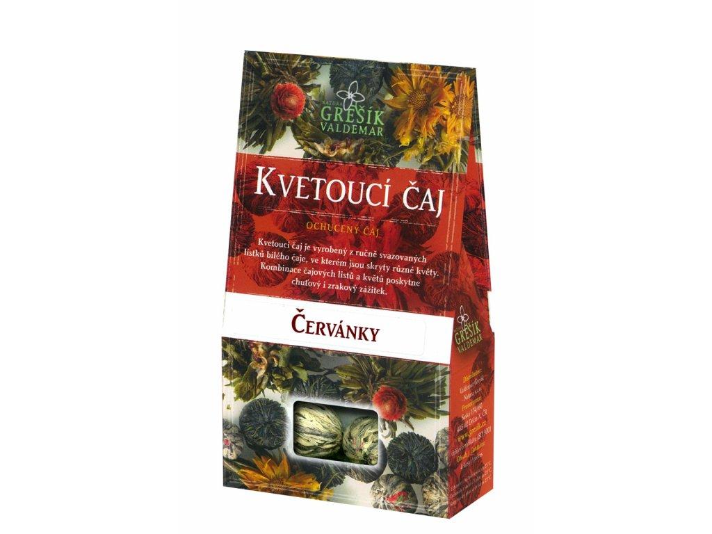 Grešík Kvitnúci čaj Červánky 4 kusy