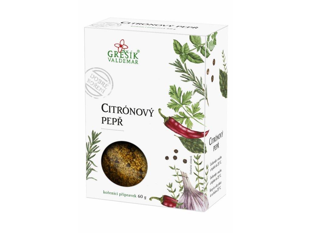 Grešík Citrónový peper 30 g