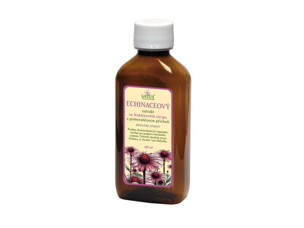 Grešík Echinaceový extrakt 185 ml