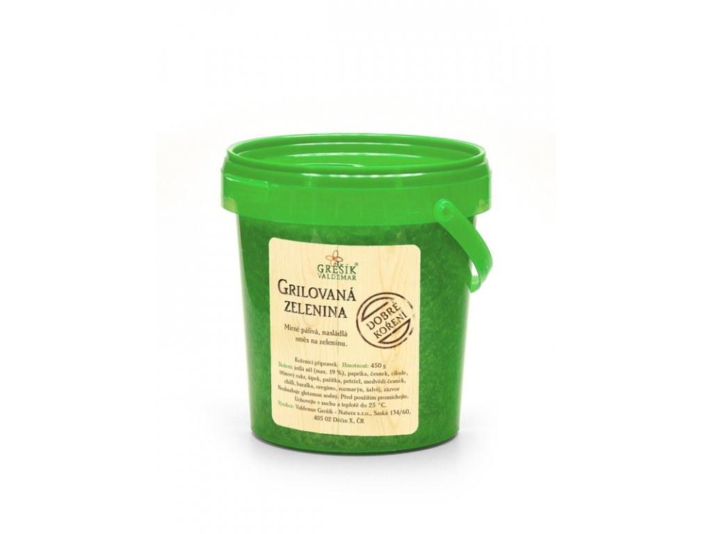 Grešík Grilovaná zelenina 450 g