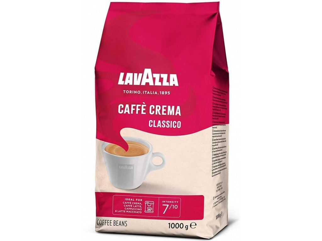 369 kava lavazza caffe crema classico zrnkova 1