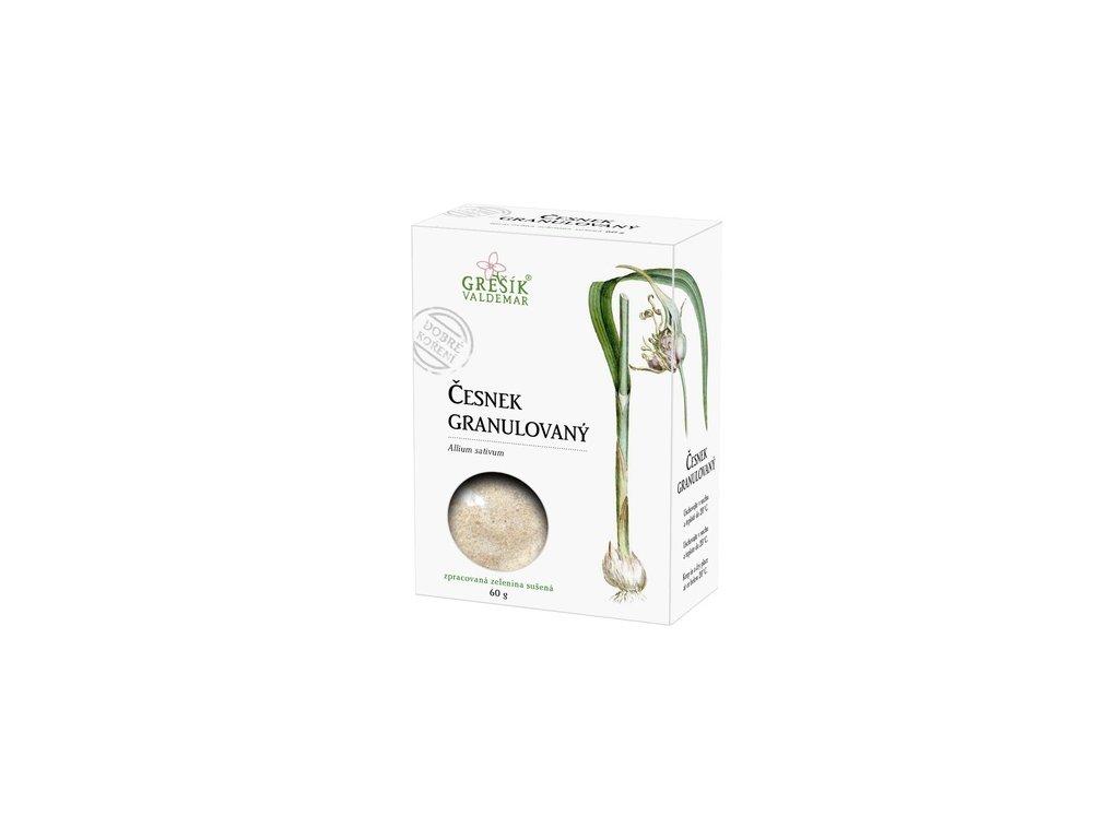 Grešík Cesnak granulovaný  30 g