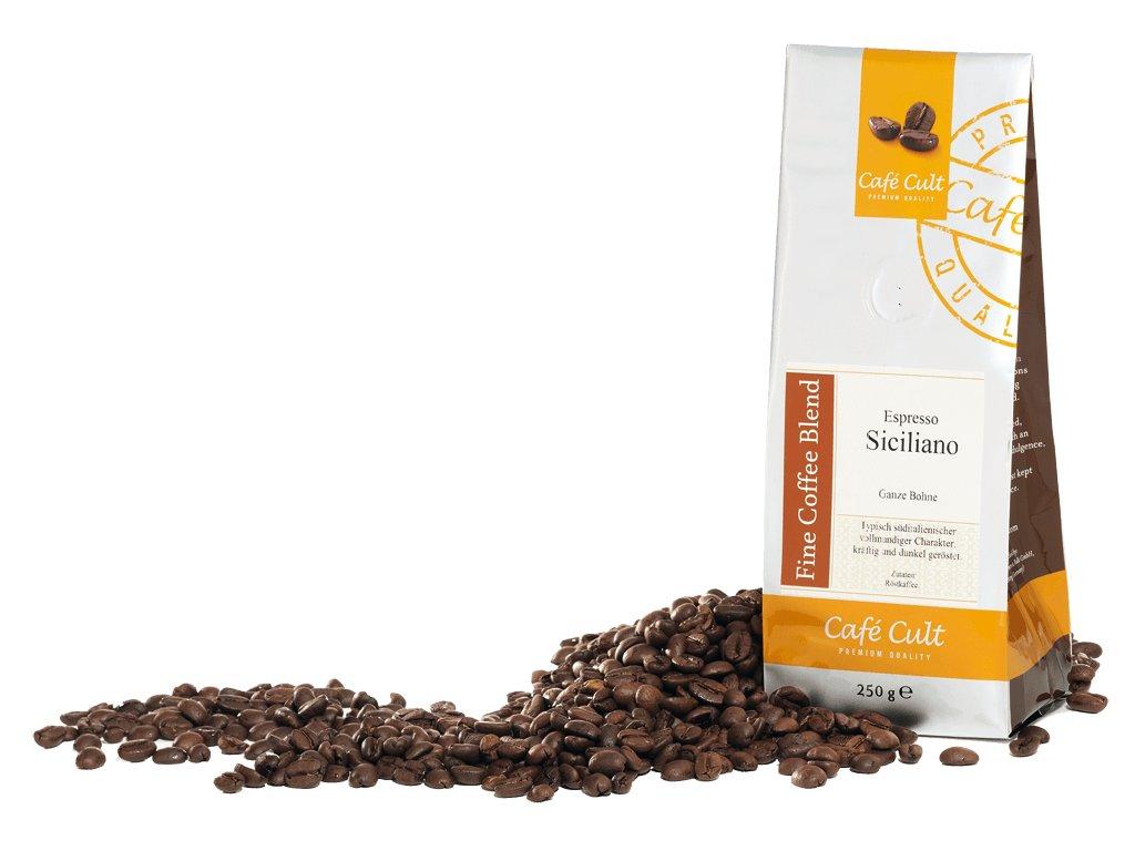 Cafe Cult Espresso Siciliano