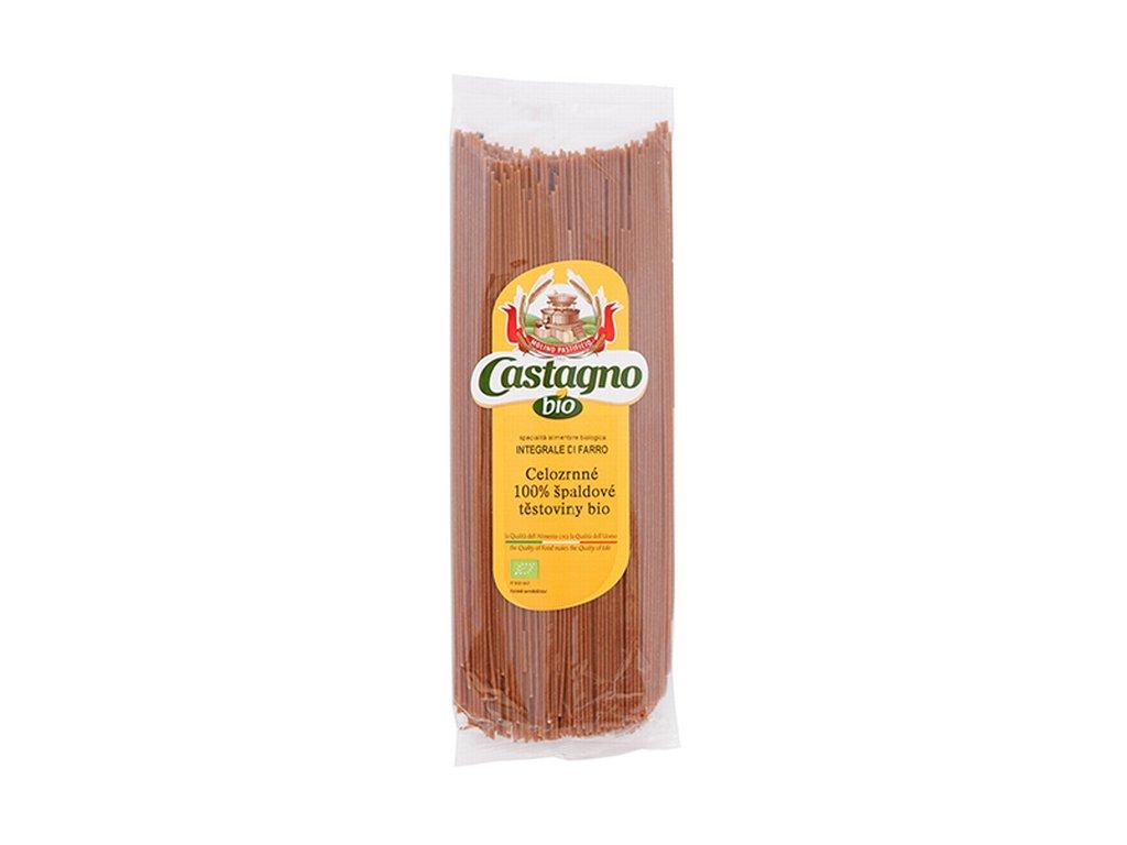 5798 celozrnne 100 spaldove test spagety bio 500 g