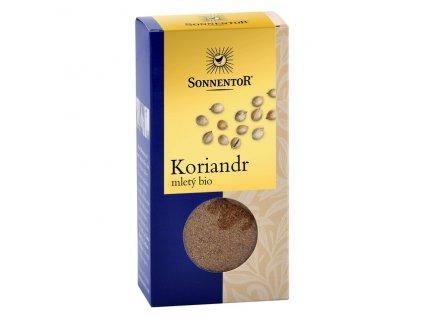 3737 koriandr mlety bio 40 g