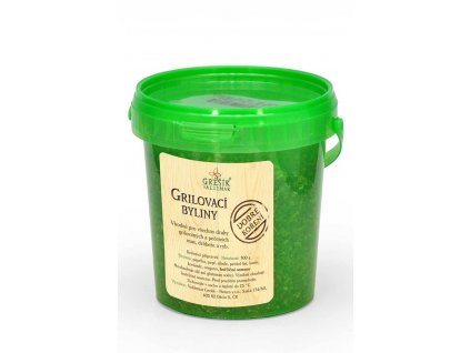 Grešík Grilovacie byliny 300 g