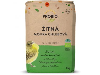 3773 mouka zitna chlebova 1 kg bio probio